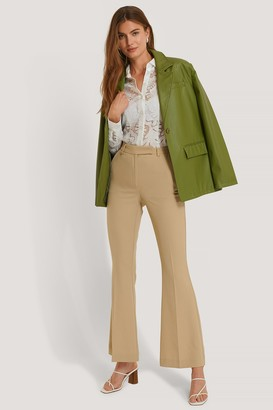 NA-KD Flared Tailored Suit Pants