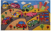 Fun Rugs Fun Time Fun Cars Kids Rug Rug