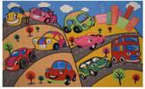 Fun Rugs Fun Time Fun Cars Kids Rug Rug