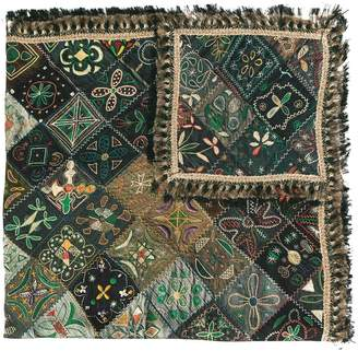 Pierre Louis Mascia Pierre-Louis Mascia flower-print silk scarf