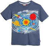 City Threads Solar System Graphic Tee (Baby) - Midnight-18-24 Months