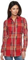Woolrich Women's First Light Dobby Jacquard Shirt