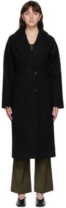 LE 17 SEPTEMBRE LE17SEPTEMBRE Black Line Coat