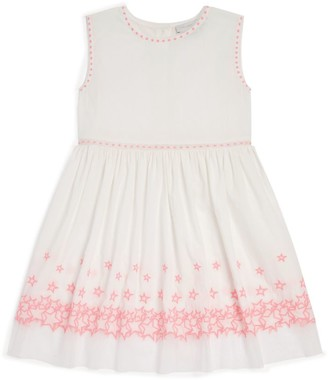 Stella McCartney Embroidered Stars Dress