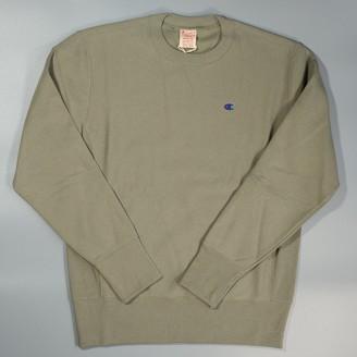 Champion Reverse Weave Crewneck Sweatshirt - XL / Black