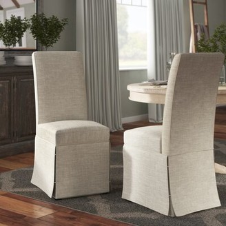 Three Posts Dumfries Upholstered Dining Chair