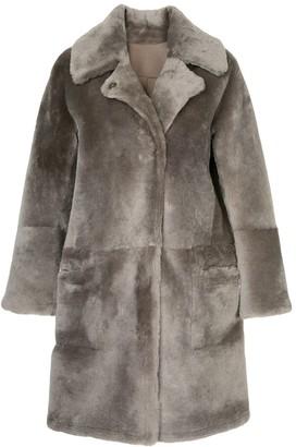 Sylvie Schimmel Reversible Fur Coat