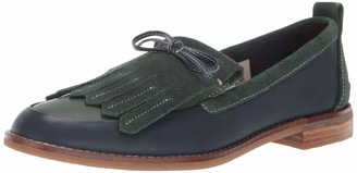 Sperry Women's Seaport Penny Kiltie Shoe