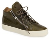 Giuseppe Zanotti Men's X Zayn Zip Sneaker
