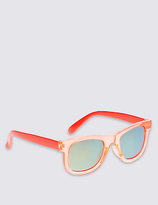 Marks and Spencer Kids' Retro Mirrored Sunglasses (Younger Boys)