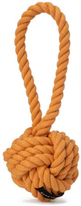 max-bone Knotted Cotton Rope Dog Toy