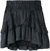 IRO Deloro mini skirt - women - Silk/Polyester - 36