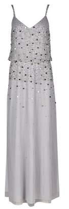 Dorothy Perkins Womens **Showcase Grey Pippa Embellished Maxi Dress, Grey