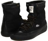 Lacoste Avignon BL (Black) - Footwear