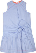 Roksanda Ilincic Arana sleeveless cotton dress 4-12 years