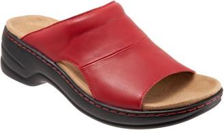 Trotters Leather Slides - Nara