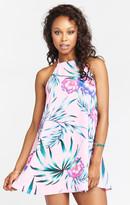 MUMU Katy Halter Dress ~ Maui Wowi
