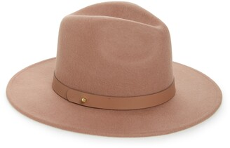 LACK OF COLOR Midnight Mack High Crown Wool Fedora