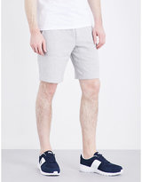 Polo Ralph Lauren Embroidered-logo Cotton-jersey Shorts