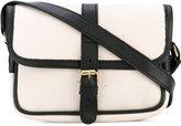 Tremouliere - mini Franny shoulder bag - women - Cotton/Leather - One Size