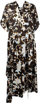 Christian Wijnants floral-print dress