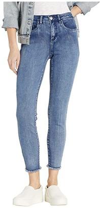 FDJ French Dressing Jeans Statement Denim Olivia Slim Ankle in Splendid Indigo (Splendid Indigo) Women's Jeans