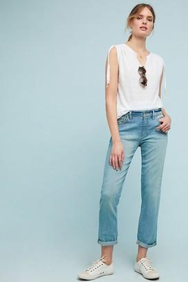 Pilcro And The Letterpress Pilcro Mid-Rise Slim Boyfriend Jeans