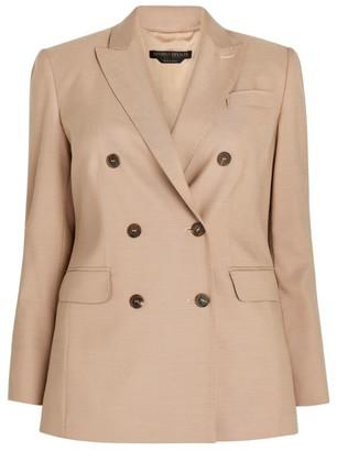 Marina Rinaldi Double-Breasted Jacket