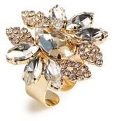 Cara Women's Cluster Cocktail Ring
