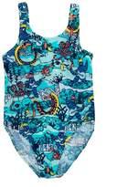 Kenzo printed swimsuit