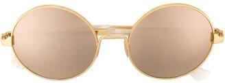 Cutler & Gross 'M1137 Angel Pearl' sunglasses