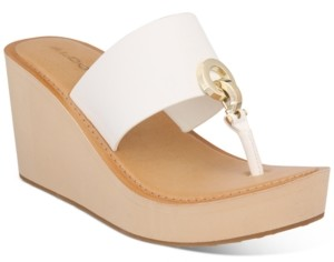 Aldo Dreamer Wedge Sandals Women's Shoes