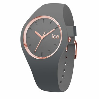Ice Watch Ice-Watch - ICE glam colour Grey - Women's wristwatch with silicon strap - 015336 (Medium)