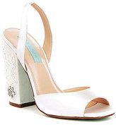 Betsey Johnson Blue by Vivi Slingback Dress Sandals