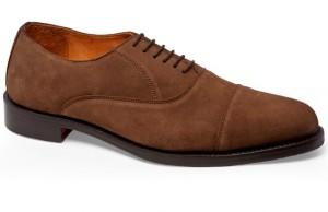 Carlos by Carlos Santana Woodstock Suede Oxford Men's Shoes