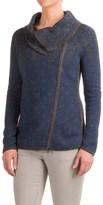Royal Robbins Autumn Pine Cardigan Sweater - Zip Front (For Women)