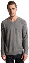 Splendid Cashmere V-Neck Sweater