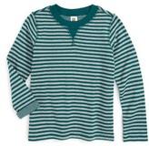 Tea Collection Toddler Boy's Ichiro Reversible Shirt