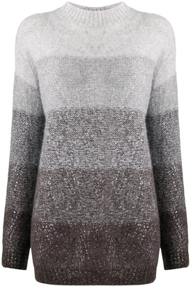 Fabiana Filippi Colour-Block Jumper