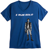 Disney Han Solo runDisney Performance Tee for Women
