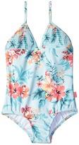 Seafolly Luau Lu Lu Tank Girl's Swimwear
