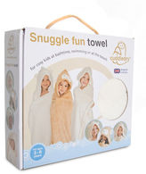 Cuddledry Snugglebear Toddler Towel