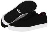 Supra Strike (Black/White) - Footwear