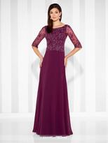 Cameron Blake - 117603 A-Line Gown