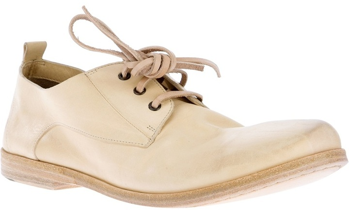 Marsèll lace-up low heel shoe