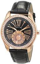 Cerruti Women's Quartz Watch CT100302X03 with Leather Strap