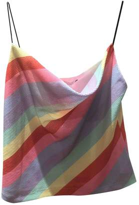 Olivia Rubin Multicolour Polyester Tops