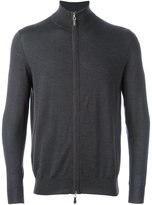 N.Peal 'The Hyde FG' cardigan - men - Silk/Cashmere - S