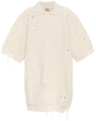 Acne Studios Wool polo shirt