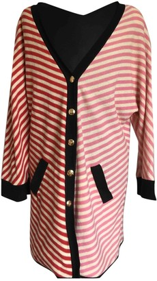 Sonia Rykiel Pink Wool Knitwear for Women